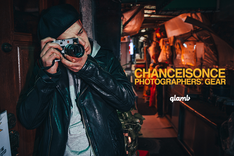 CHANCE IS ONCE -  glamb with RK&JCH