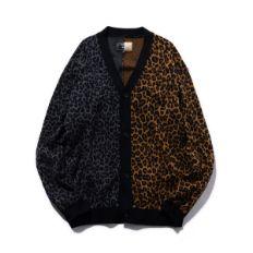 Symmetry panther cardigan PRICE : ¥19,800