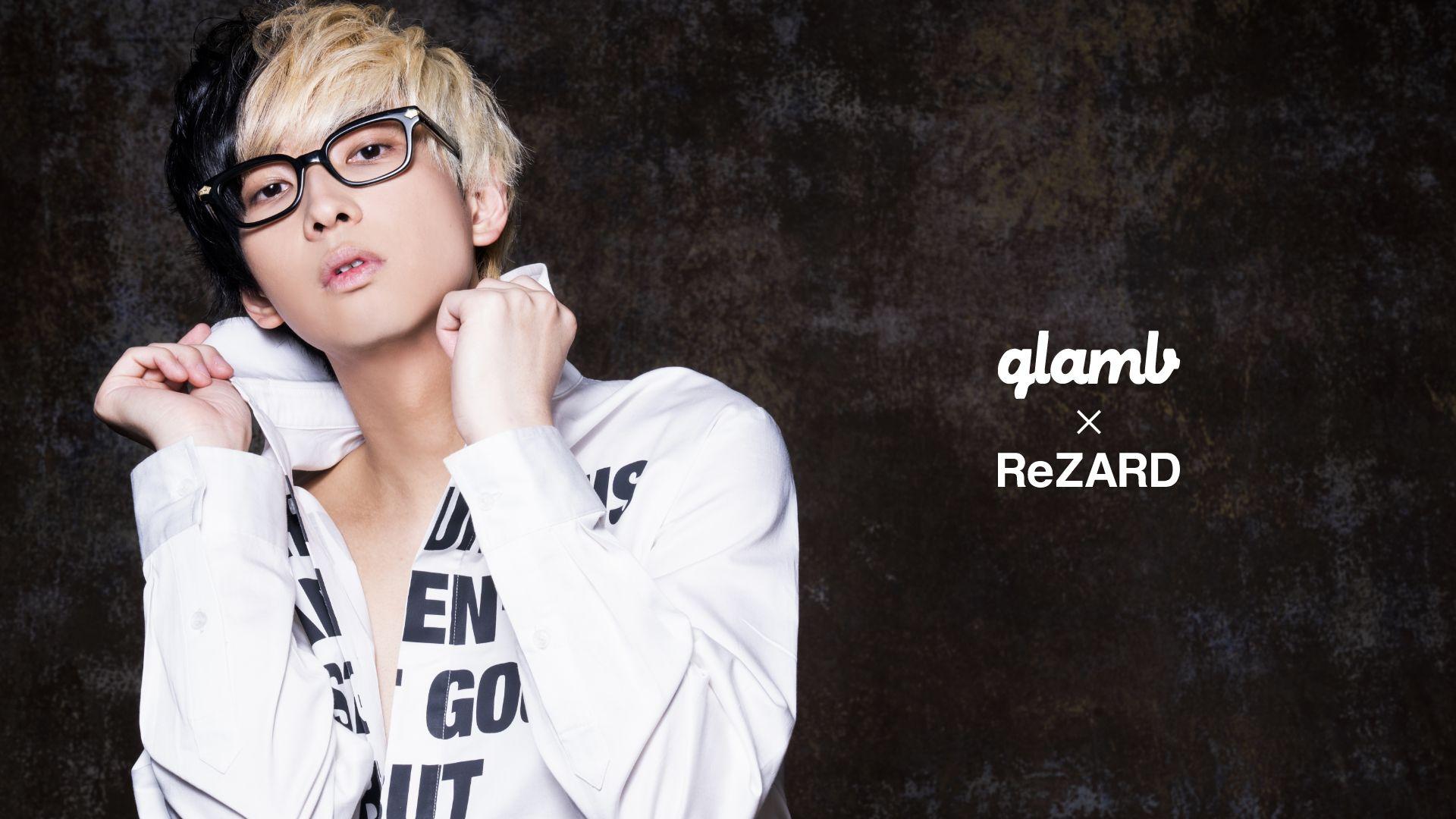 glamb x ReZARD