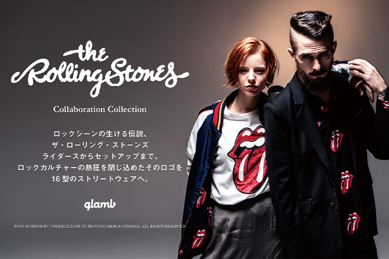The Rolling Stones by glamb